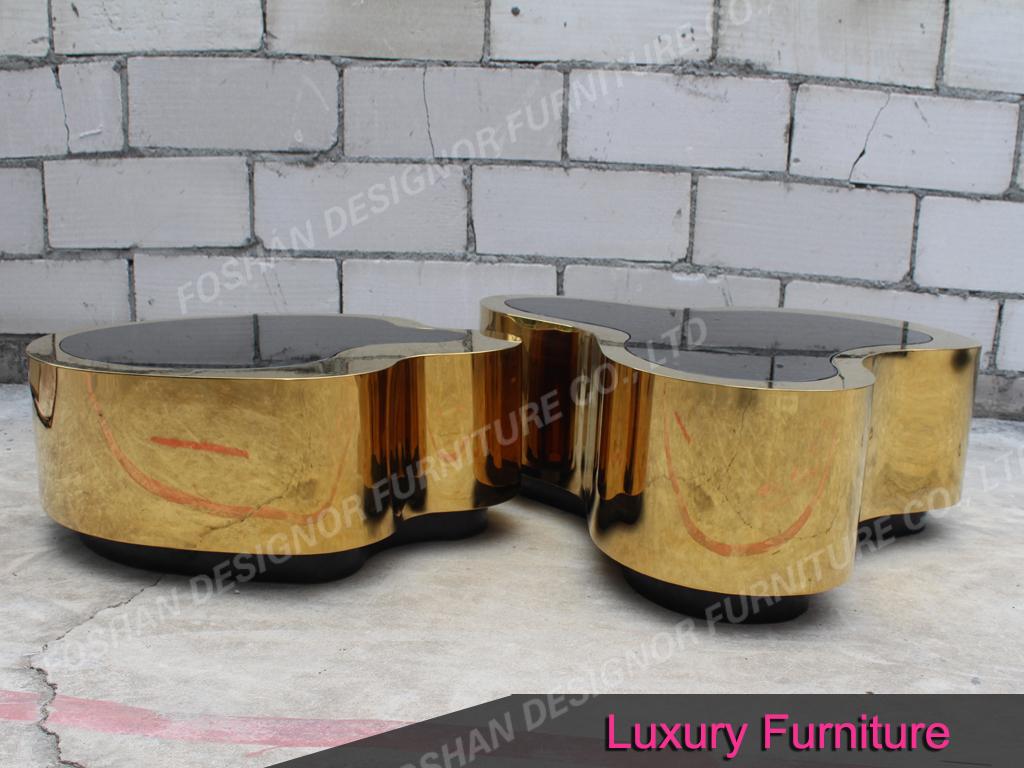 Custom made luxury villa furniture set