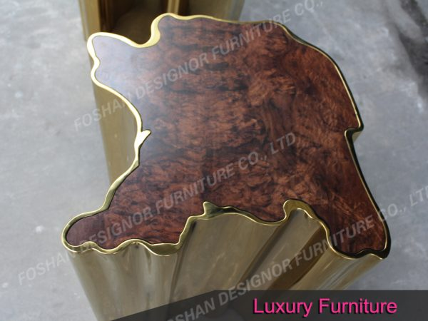 Custom made luxury villa furniture set