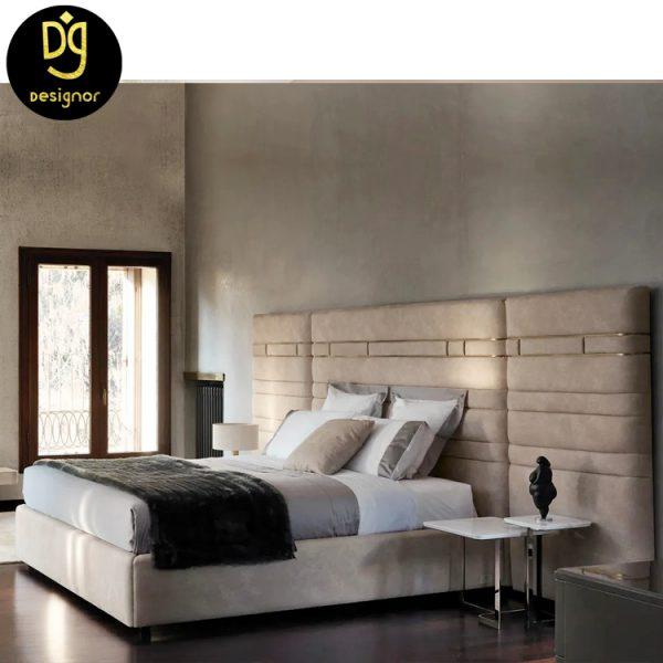 Custom made luxury bed