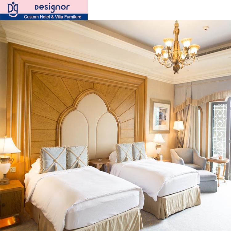 OEM luxury hotel furniture sets