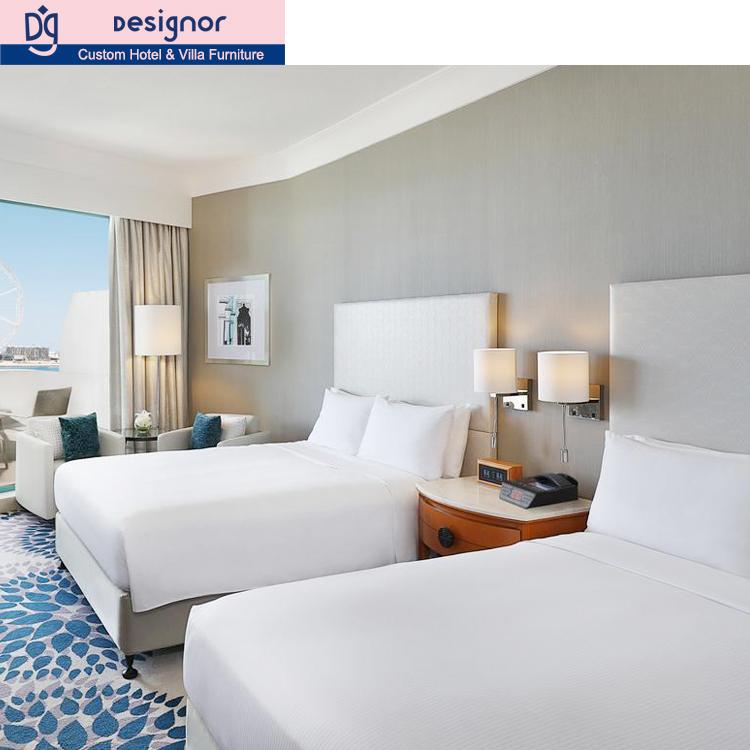 Factory OEM hotel furniture set