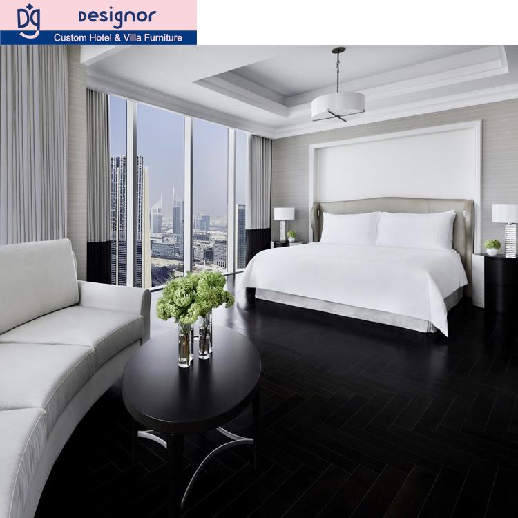 factory custom made hotel furniture set