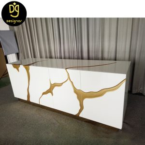 custom made luxury side table