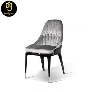 Custom made solid wood dining chairs