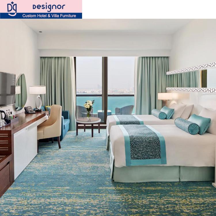 professional custom made hotel furniture set