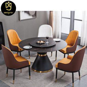 Custom made luxury dining room furniture